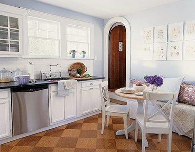 Cork Kitchen Flooring