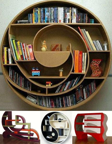 Book case Design