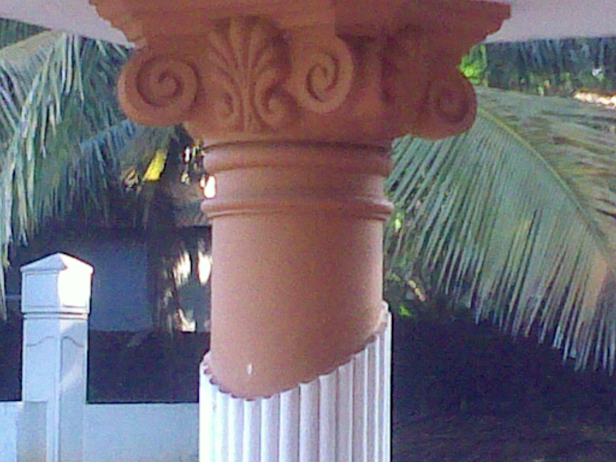Pillar design gharexpert - Home pillar design photos ...