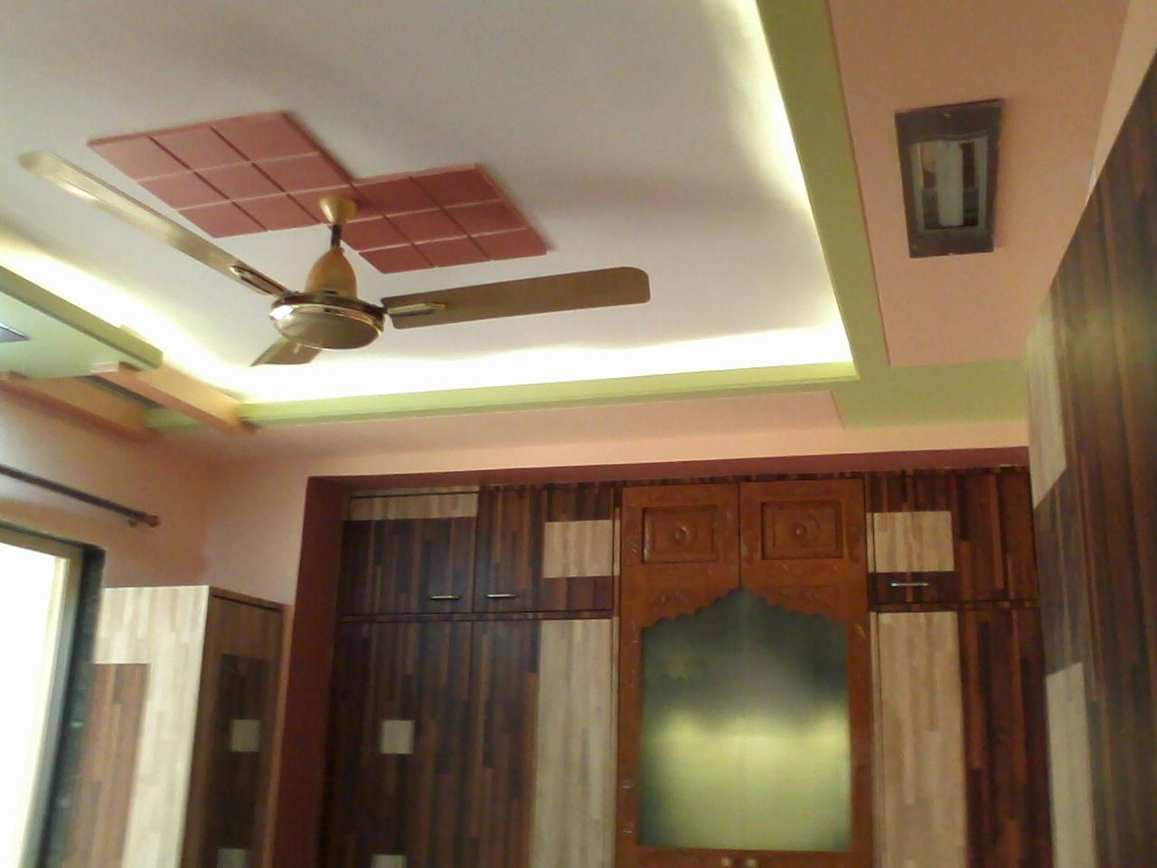 pop ceiling with led light, gr....
