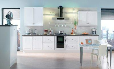 One wall kitchen gharexpert Kitchen design shops exeter