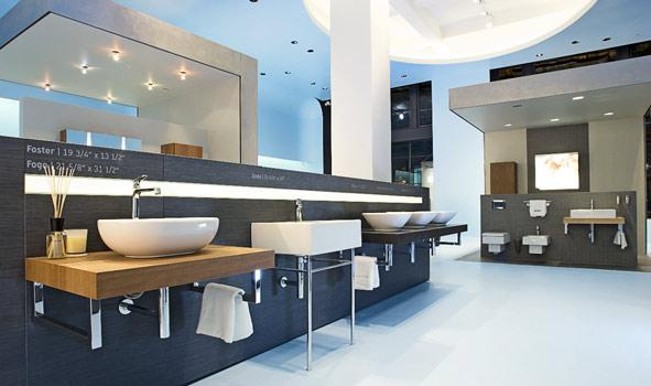 Sanitary Showroom Design A Very Popular One GharExpert