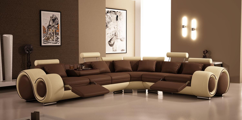 An Impressive Design of Sofa S....