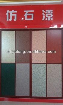 liquid granite acrylic coating....