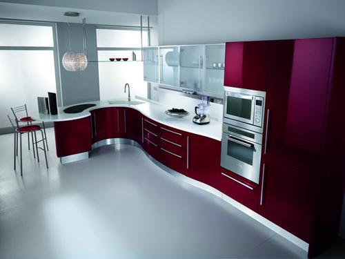 Modular Kitchen Design With Re