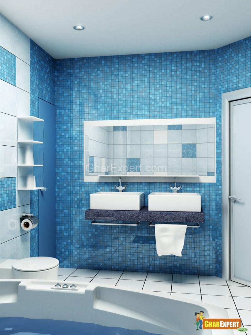 Bathroom Tiles Design India bathroom tiles designs indian bathrooms | szolfhok