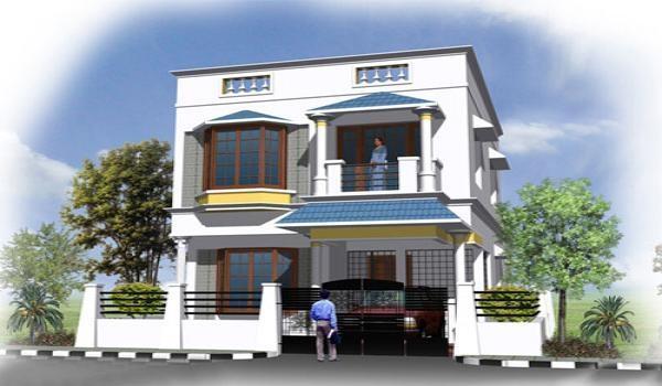3d House Elevation Gharexpert