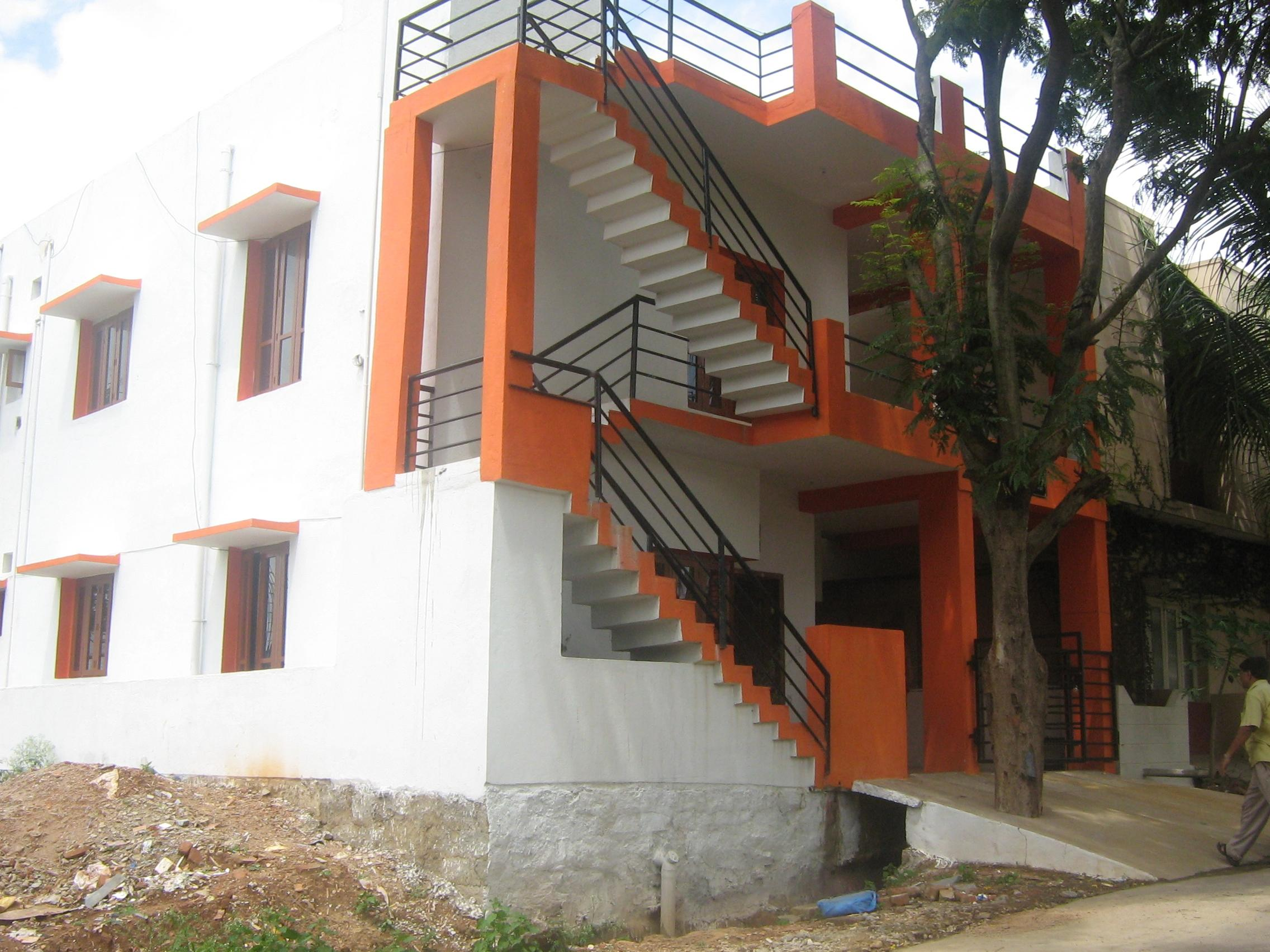 Exterior staircase design india 55 beautiful stair Pictures of exterior home designs in india