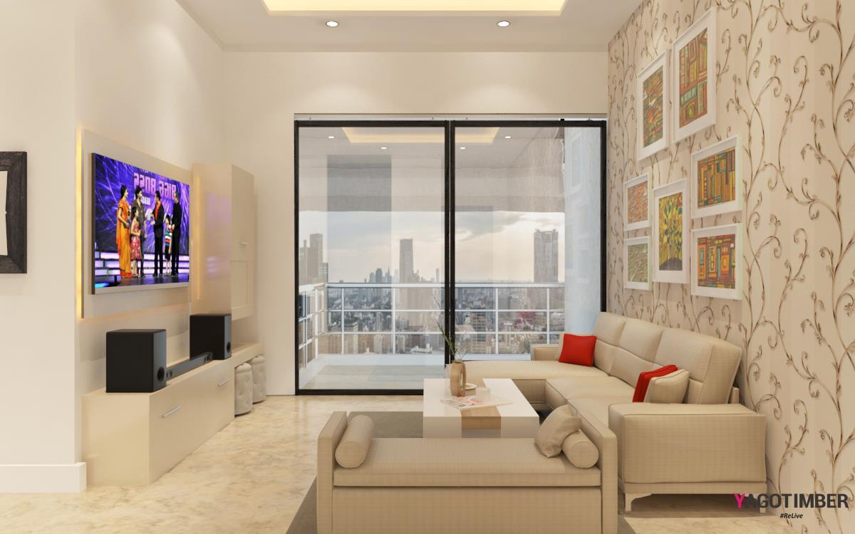 Hire Living Room Interior Desi....
