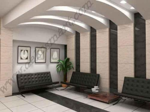 Fall ceiling design and decoration gharexpert for Interior fall ceiling designs