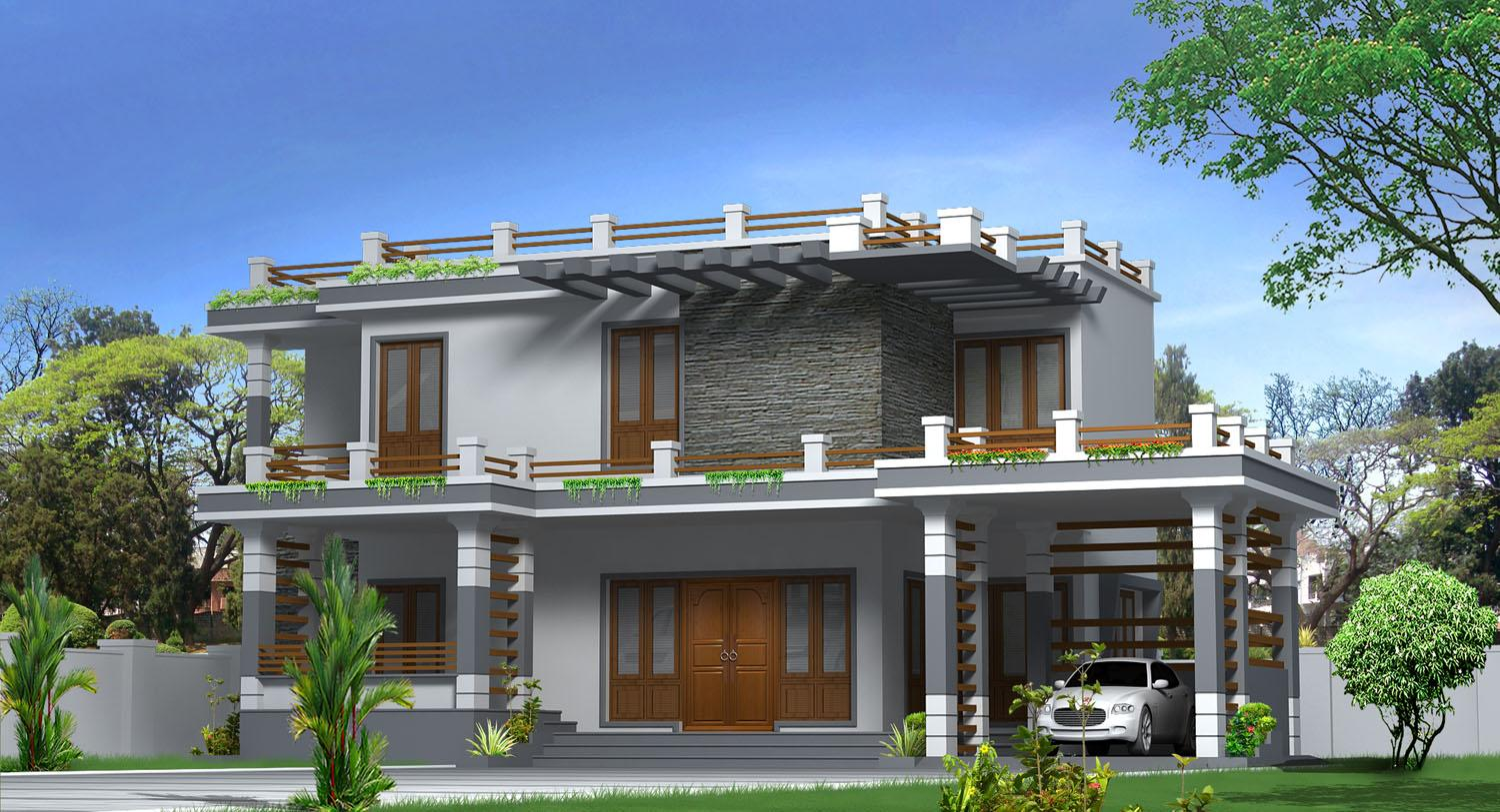 European Modern House Design