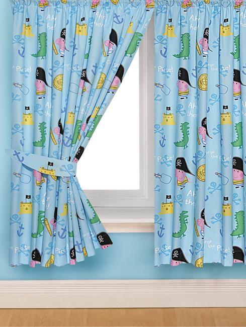 Kids Curtain For Boys Room
