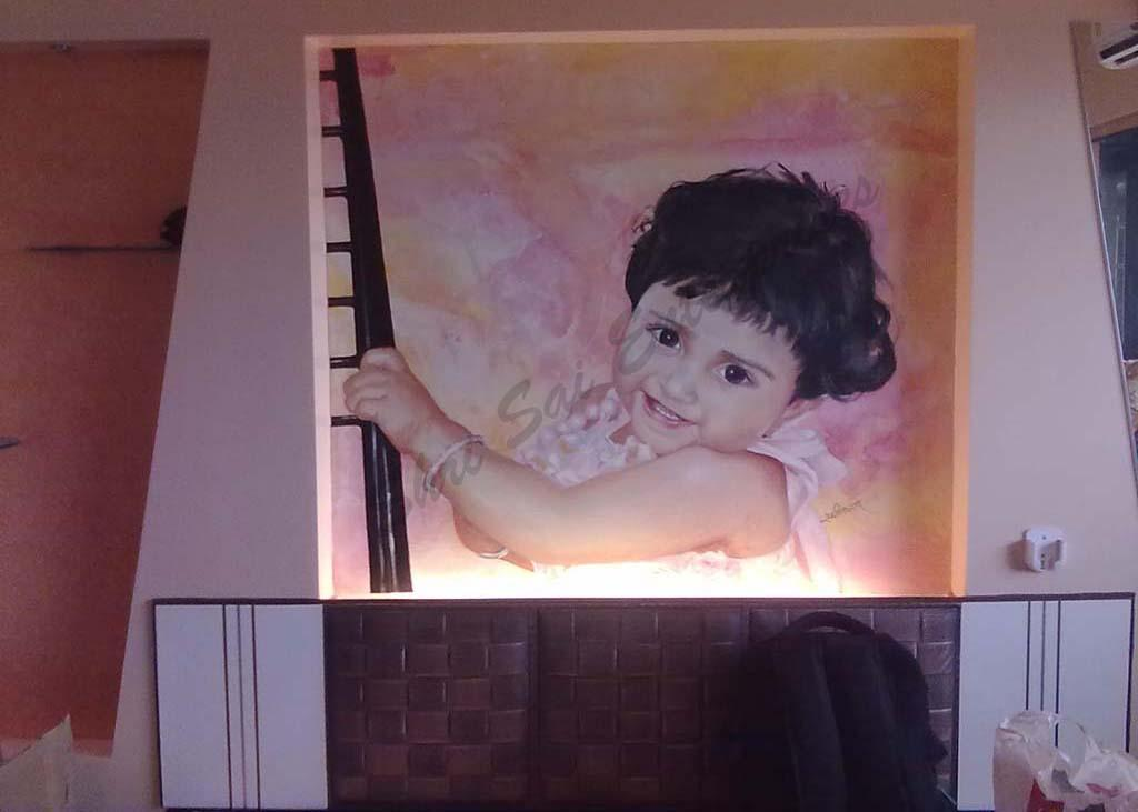 Painting design for Wall Decor