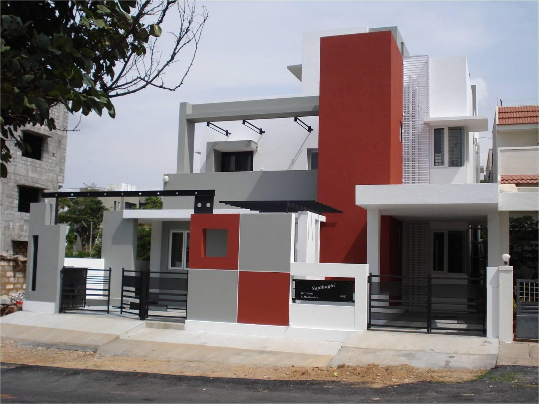 bungalow exterior - GharExpert