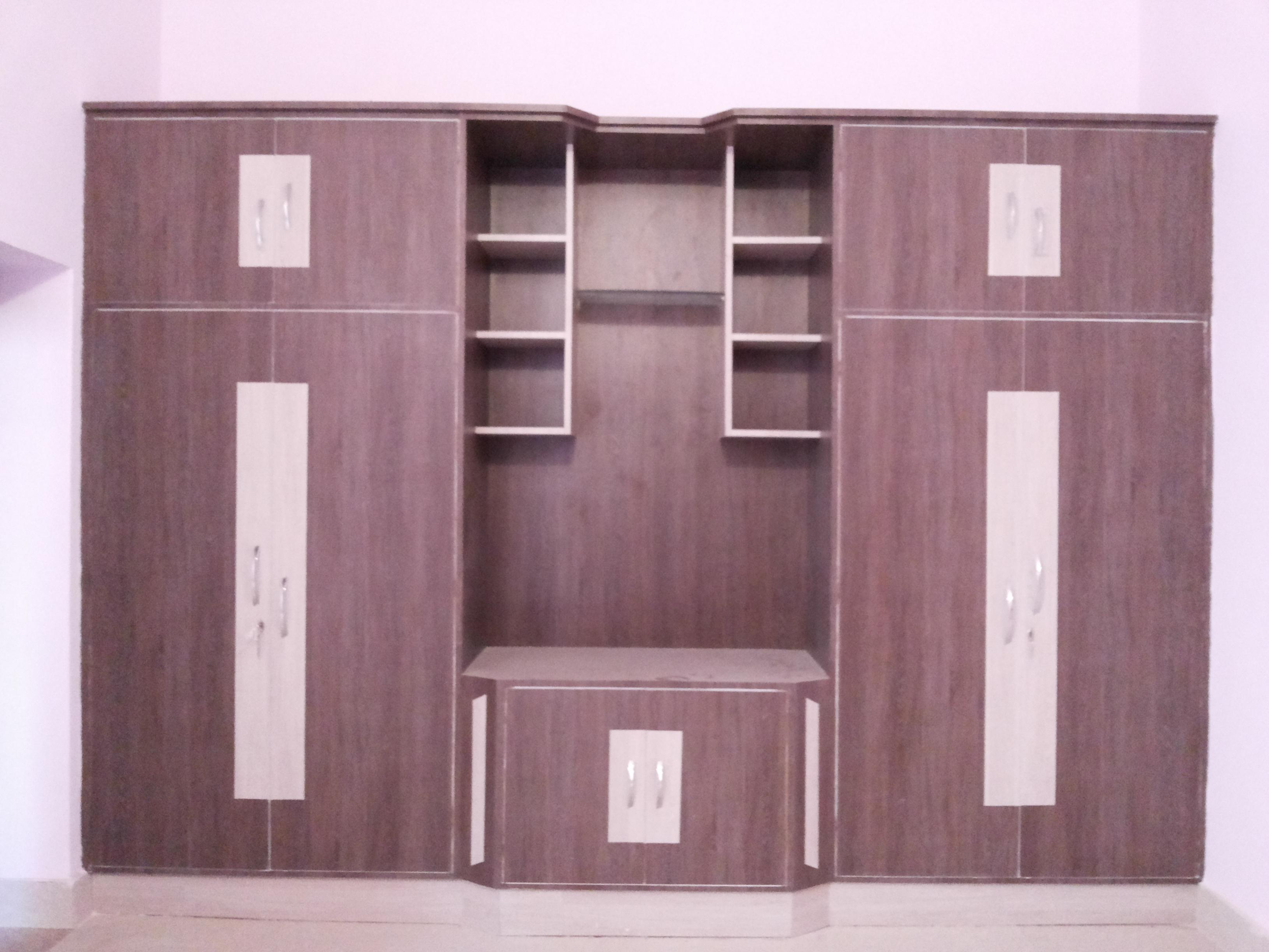 Bedroom plywood cupboard design home design elements for Interior designs cupboards
