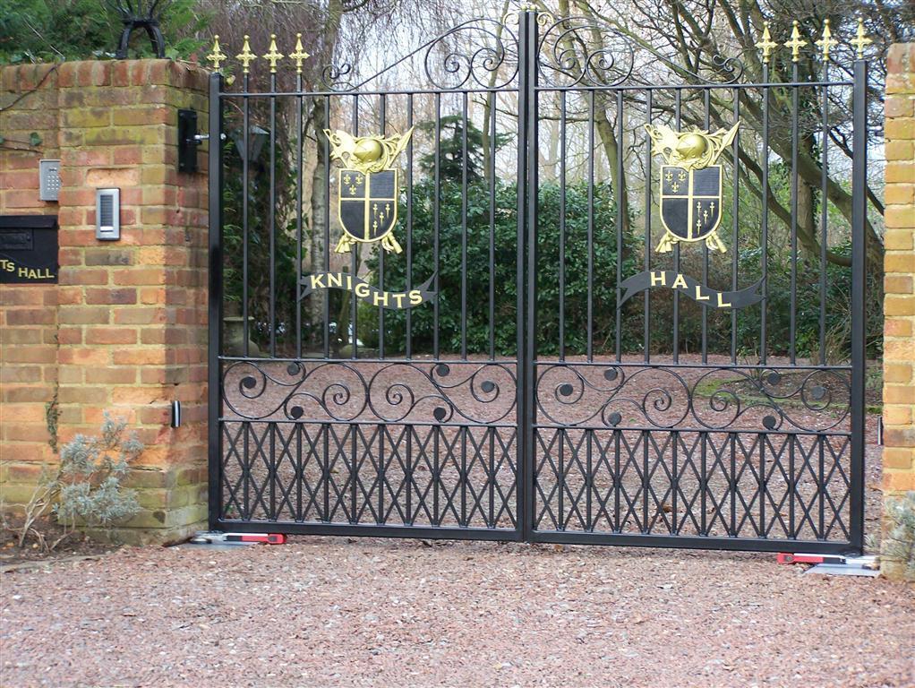 grill gate