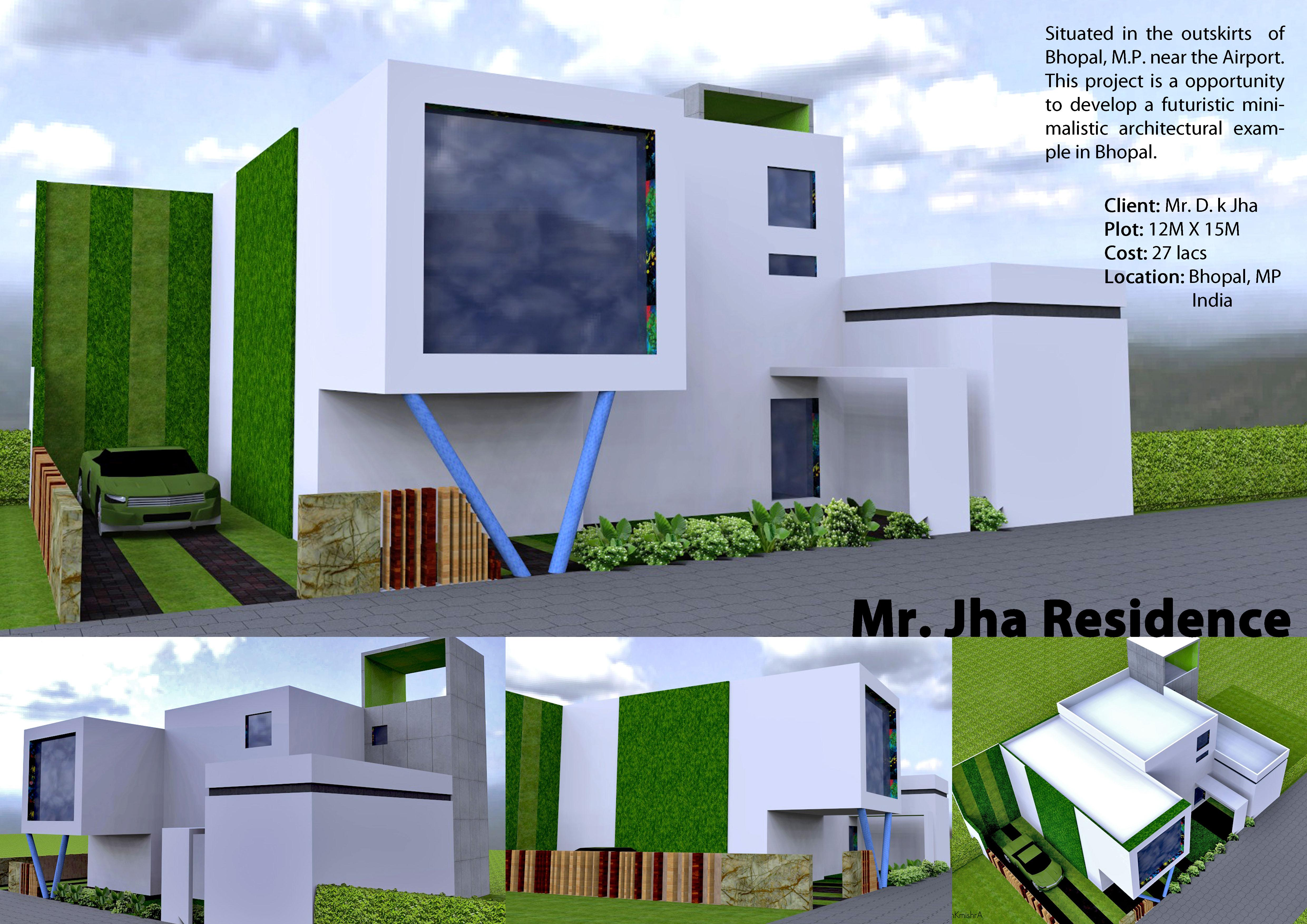 Mr. Jha Residence