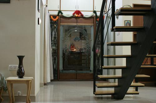 Marble Pooja Room