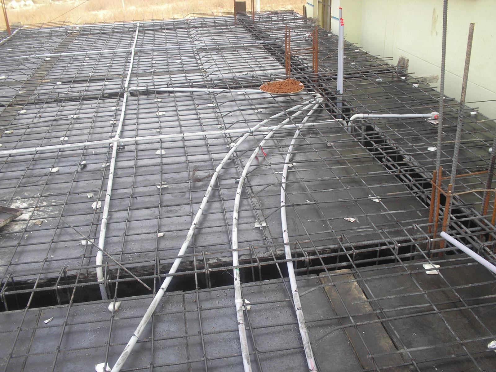 Conduiting Inside Slab GharExpert