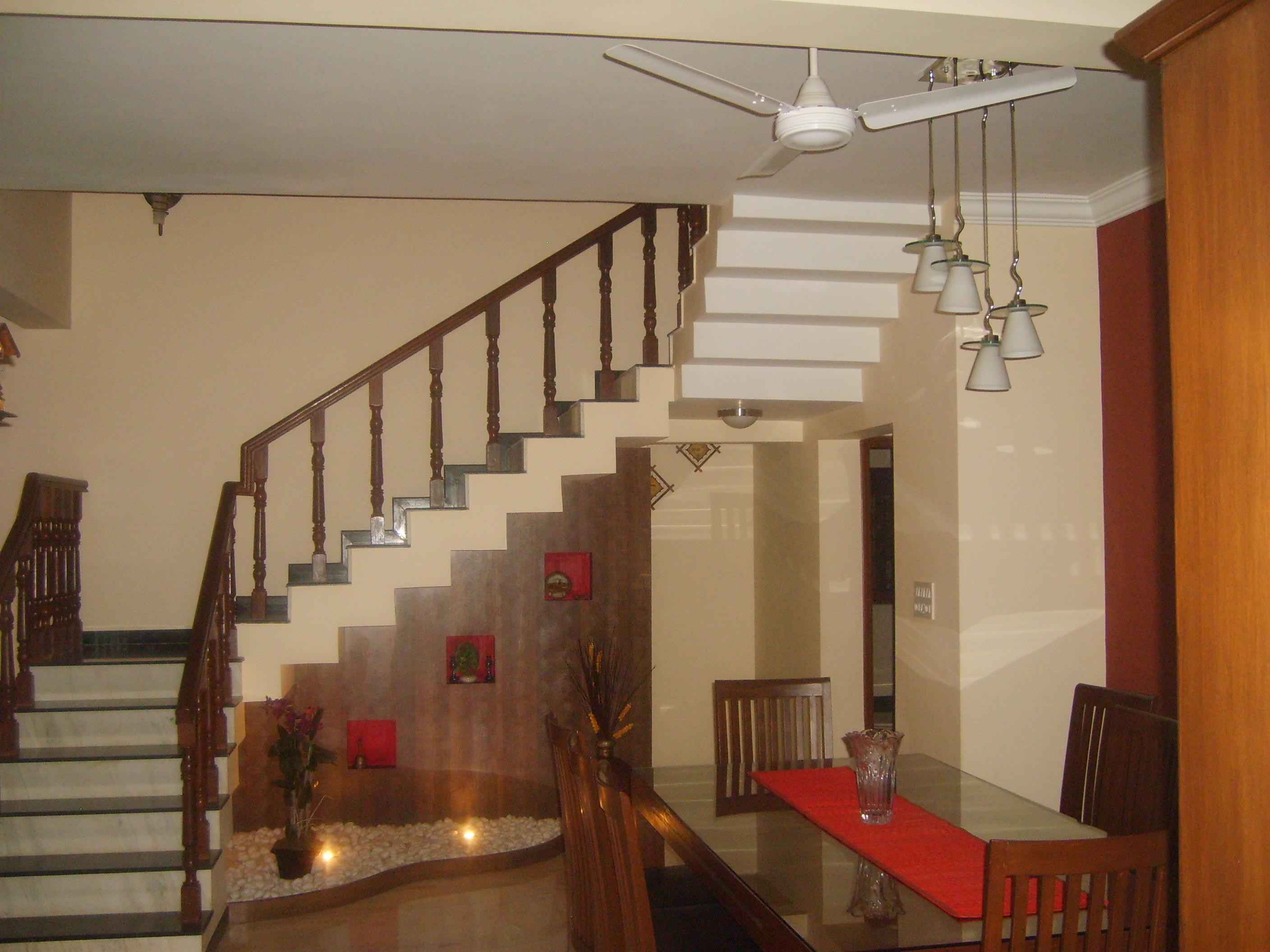 Staircase design gharexpert for Window design for house in india
