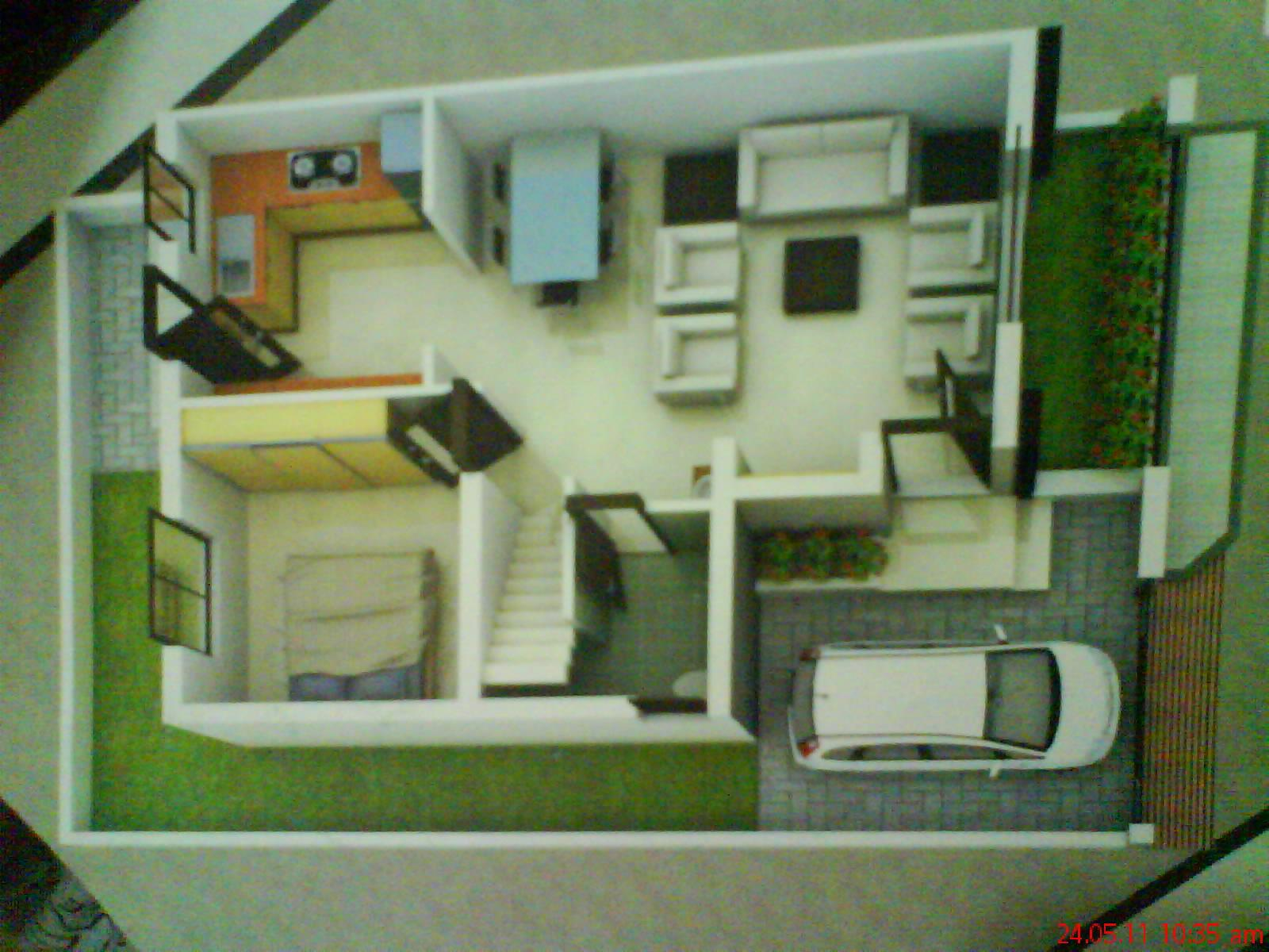 Venkovsk d m 1 bhk house design decoration for 1 bhk interior design cost