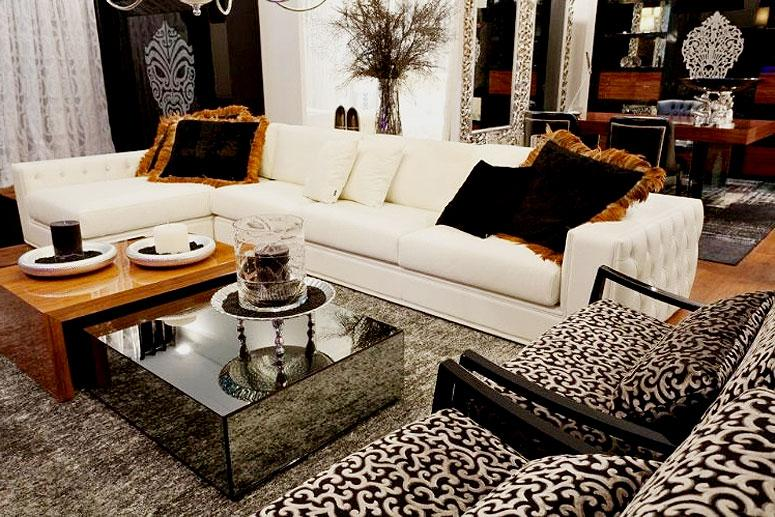 off white section sofa for dra....
