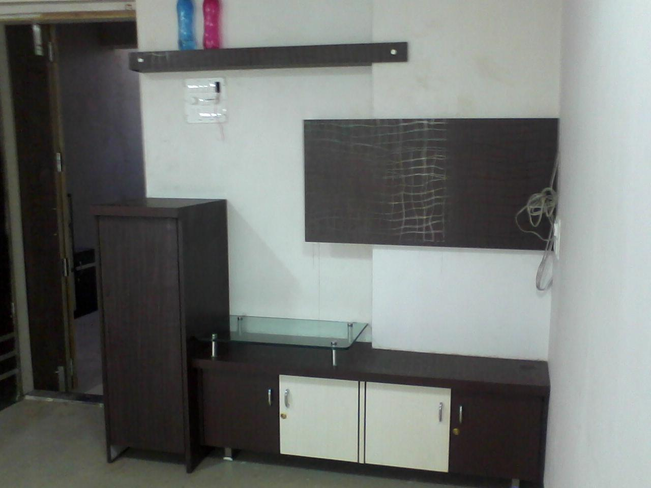 Lcd Tv Unit Design Gharexpert