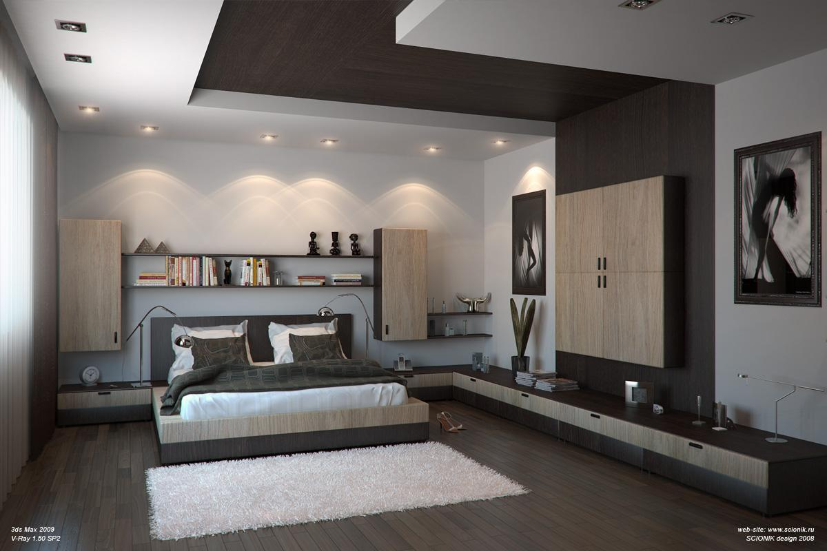 Bedroom Ceiling design and wal....