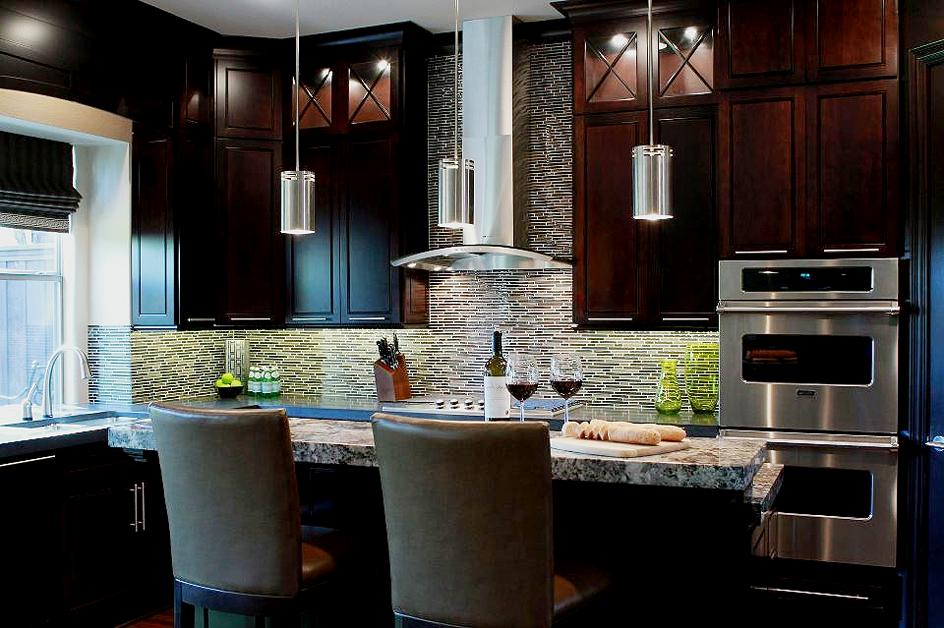 Steel Kitchen accessories in a....