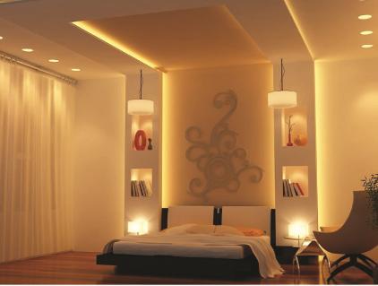 Panel Create with lights
