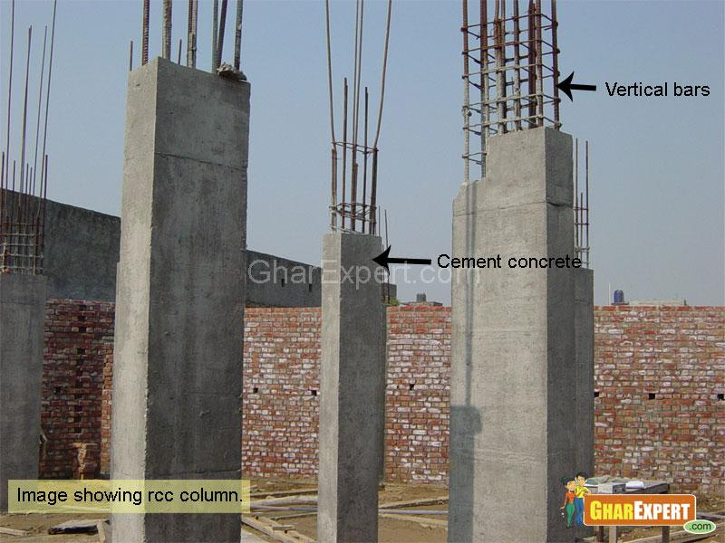 Column Construction Work