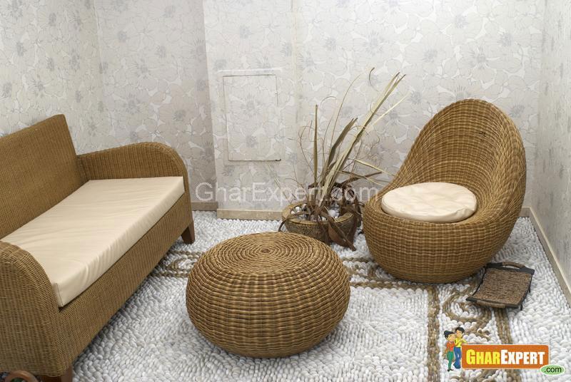 cane sofa gharexpert
