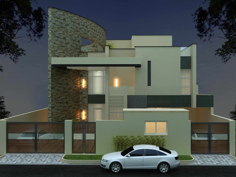 Exterior For Villa