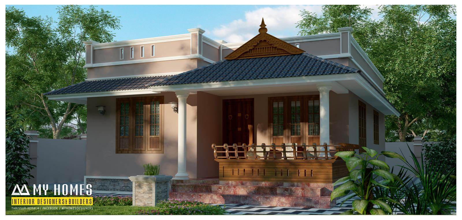 Small home design kerala gharexpert for Small budget house plans in kerala