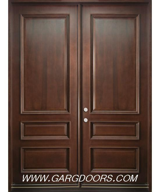 Teak wood main door designs india joy studio design for Latest design for main door