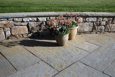 Kota stone Flooring in exterio....