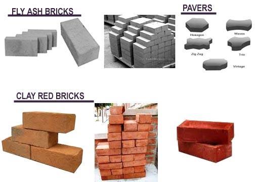 Construction Material Brick Gharexpert