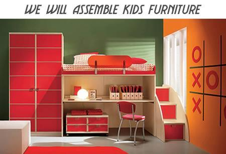 Kids Furniture Assembly Servic....