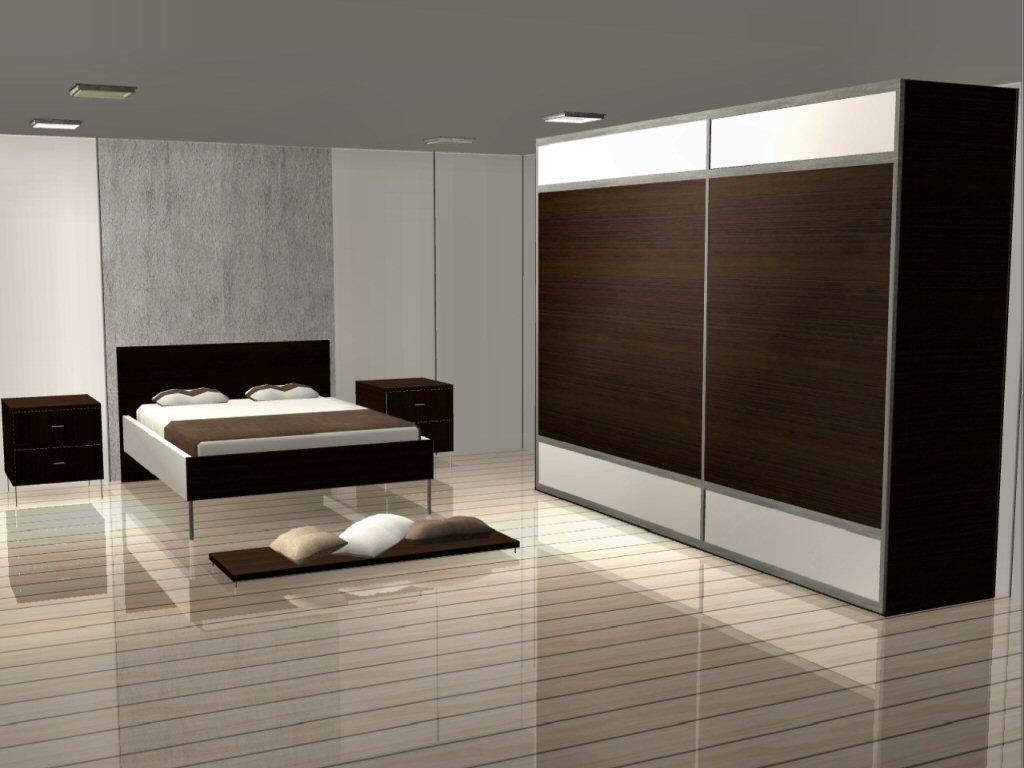 Decent bedroom flooring gharexpert for Decolam designs for living room