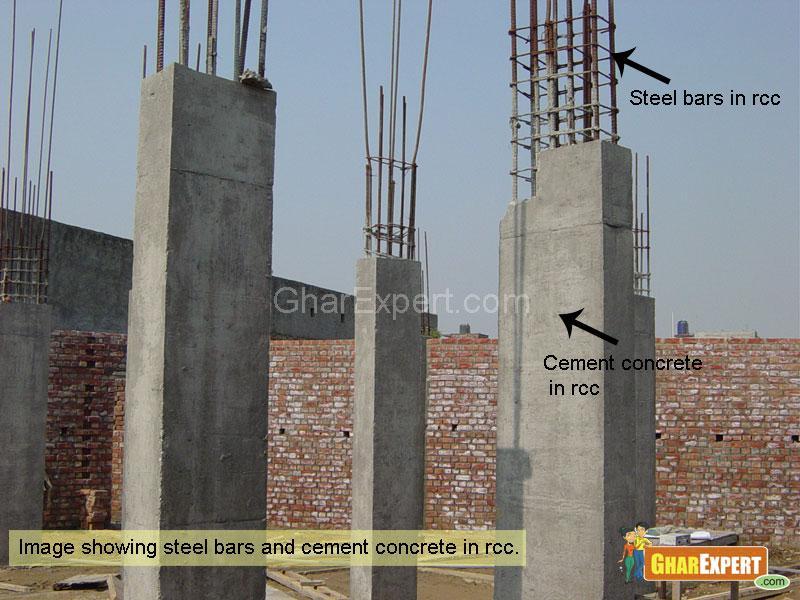 Rcc Concrete Time To Work : Steel bars for rcc work gharexpert