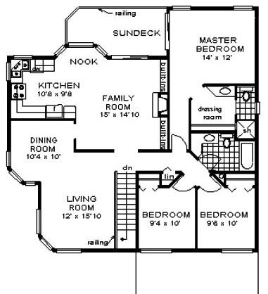 Layout and House Plan   GharExpertLayout and House Plan