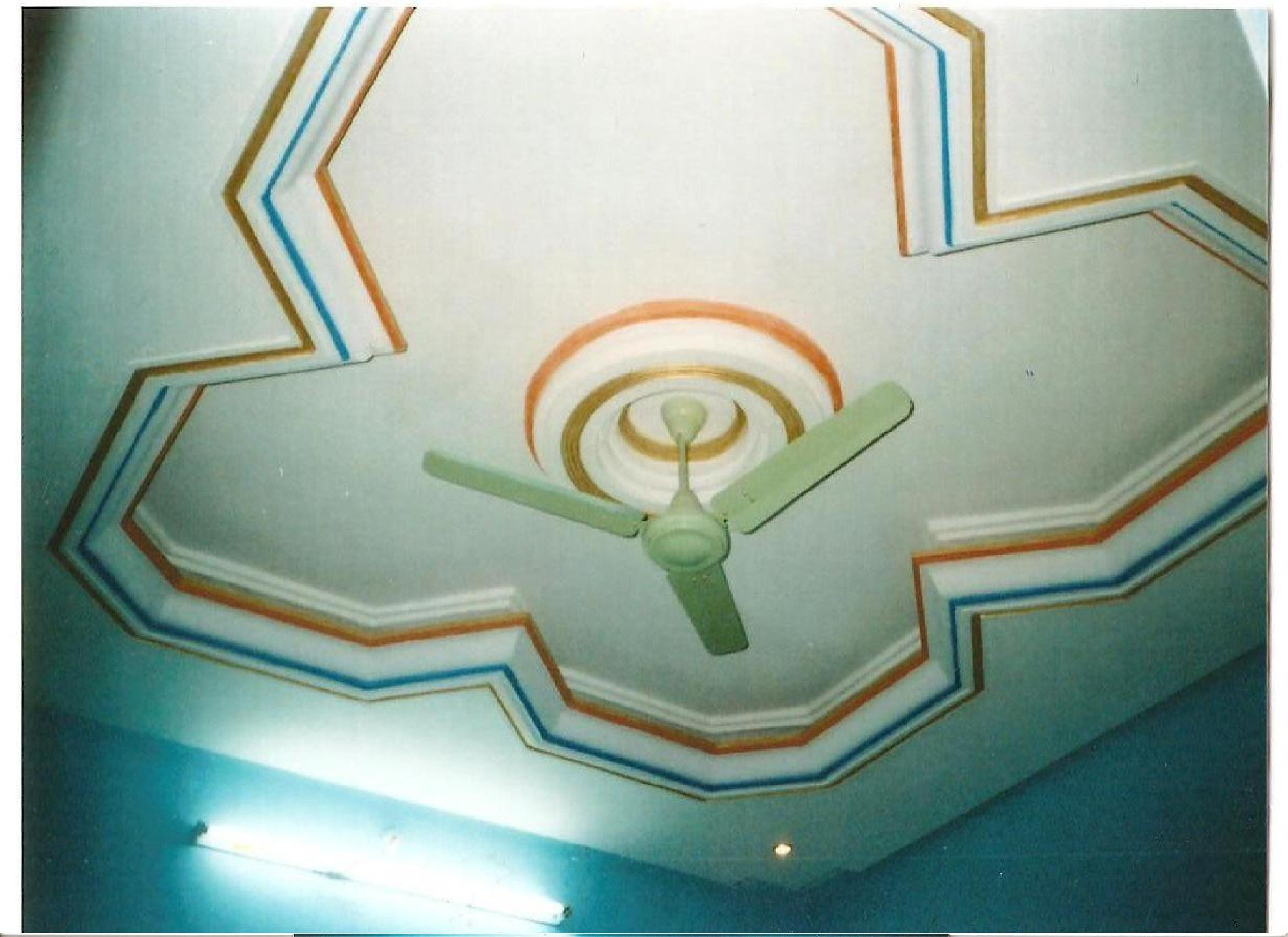 BEDROOM CEILING
