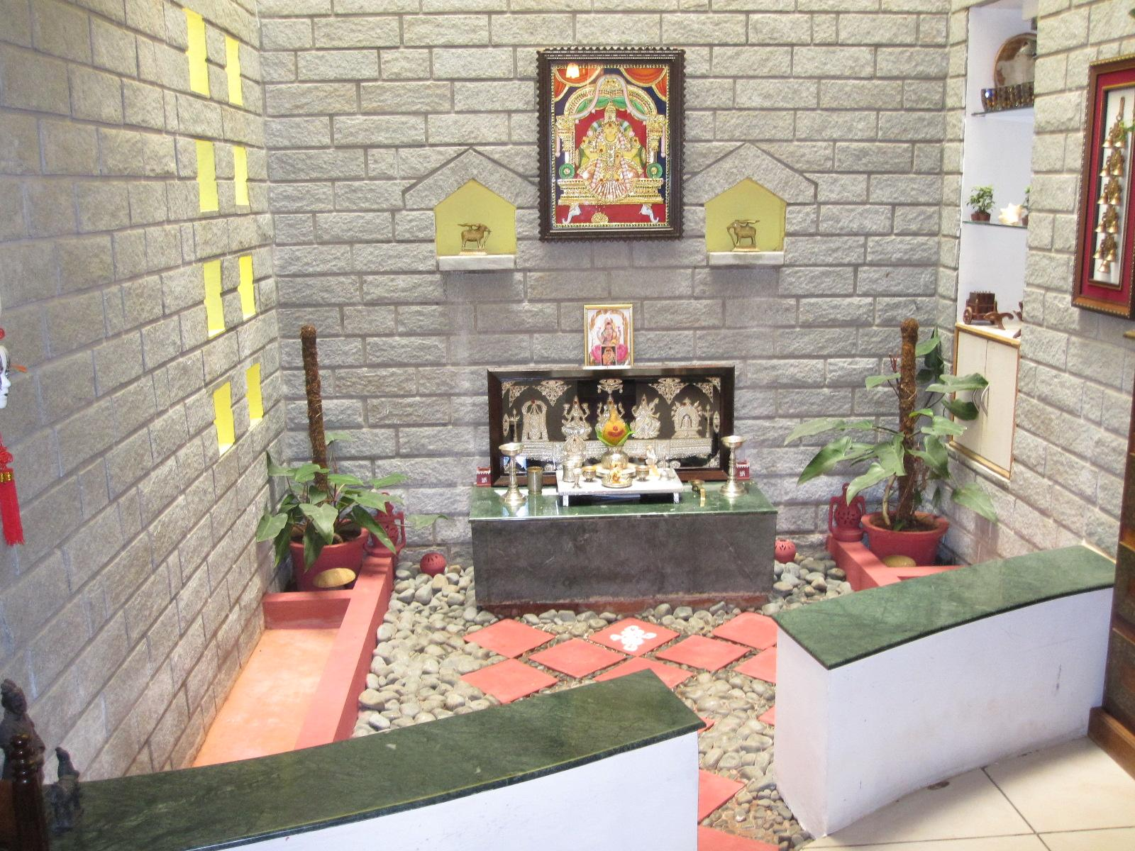 Pooja Room Gharexpert Indasro Picture To Pin On Pinterest