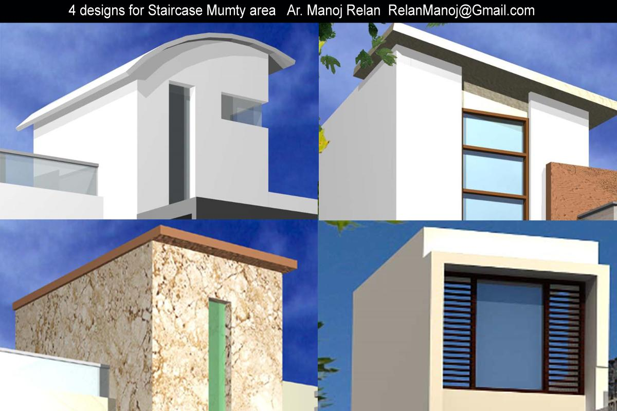 Four Design For Staircase Mumty Area Gharexpert