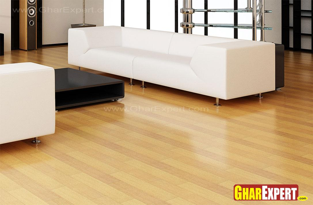 Hardwood textured flooring for....