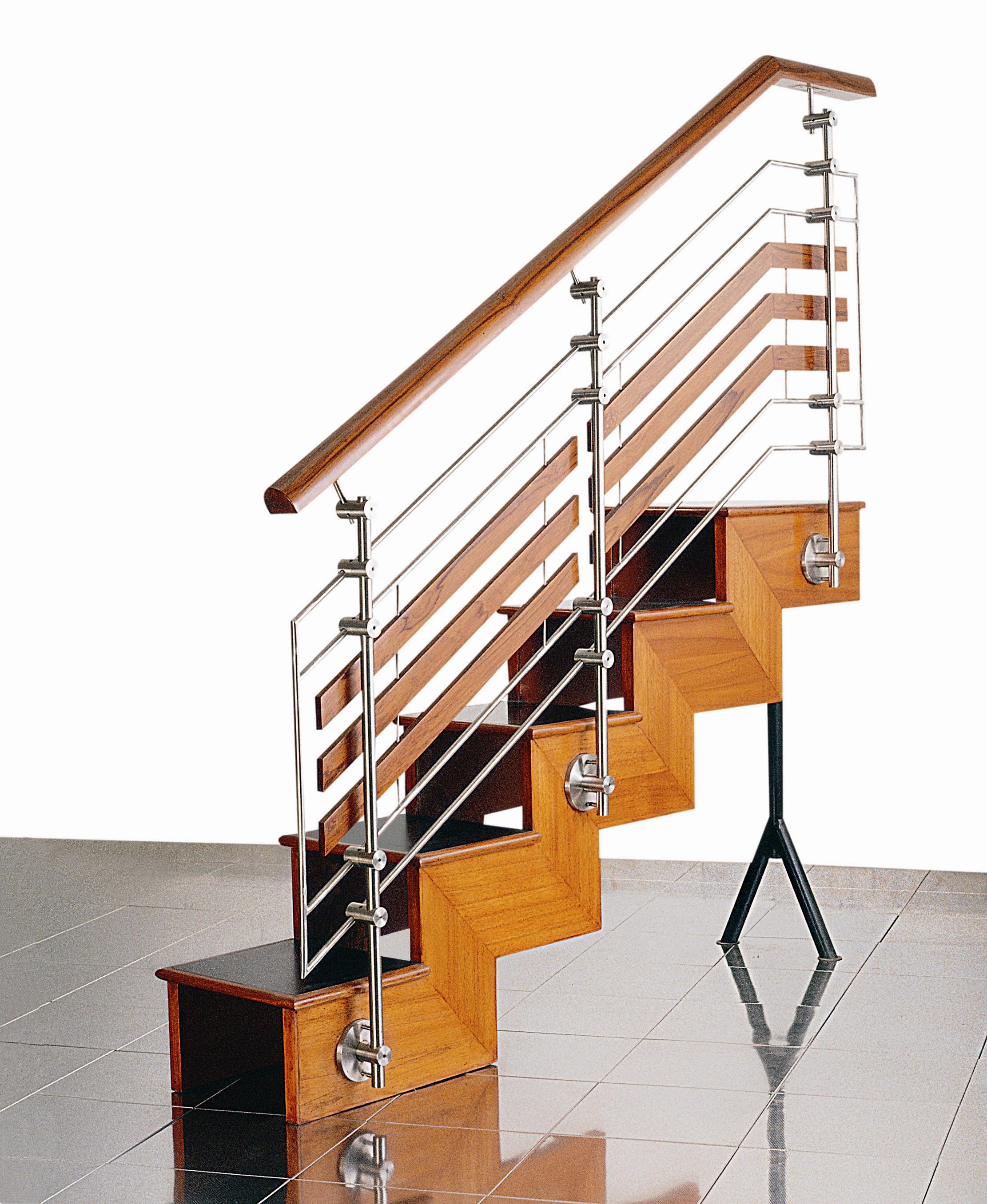 Best Side Mount Stainless Steel Staircase Glass Railing Designs 400 x 300