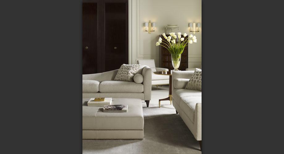 Baker Furniture USA Living roo....