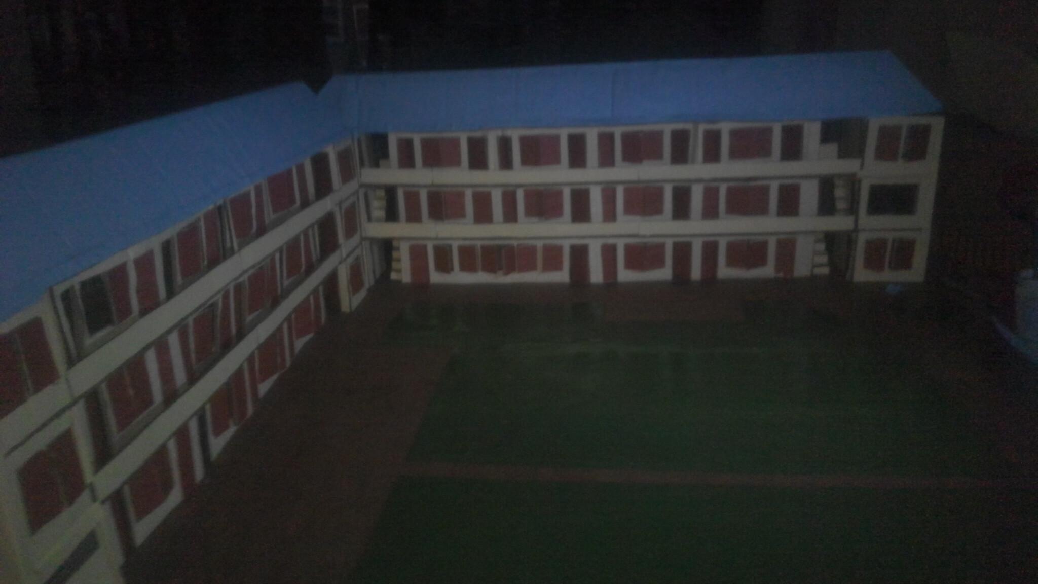 finishing of school view