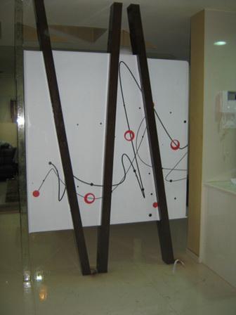 Residential Interior Glass Gra....