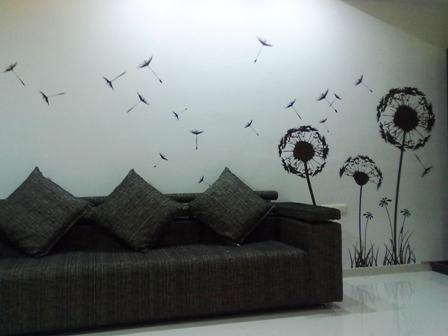 Residential Interior Wall Grap....